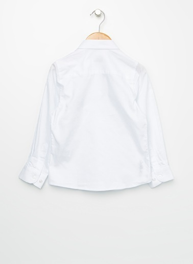 U.S. Polo Assn. U.S. Polo Assn. Beyaz  Gömlek Beyaz